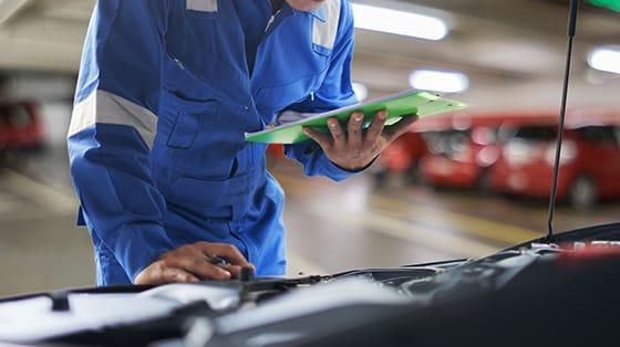自動車整備事業