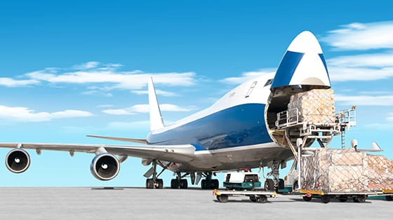 国際複合輸送・国際クール宅配事業