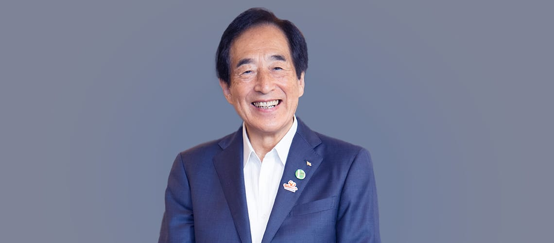 代表取締役 田中孝一
