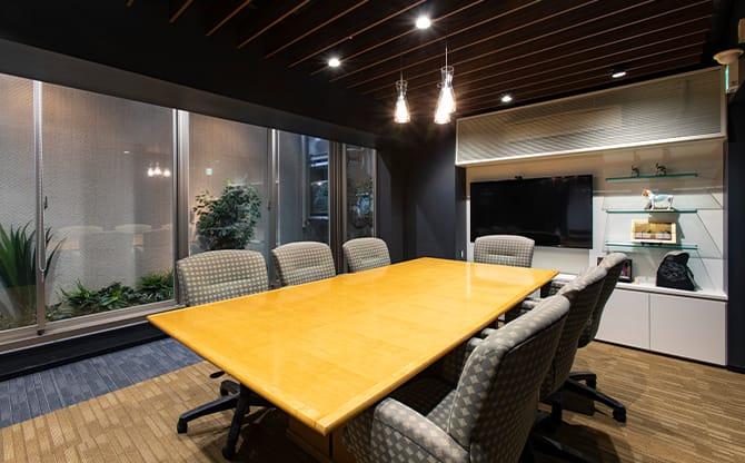 ダイセーホールディングス株式会社のオフィス